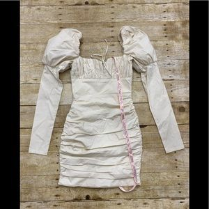 NWT Oh Polly long sleeve mini dress